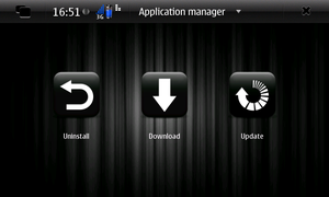 D4rK App Manager - Maemo5 by D4rKlar