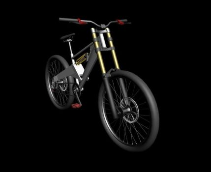 DH Bike by Horniasty