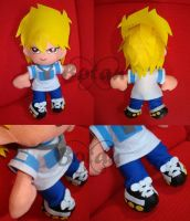 Joey Wheeler plush ver. 02 by Momoiro-Botan