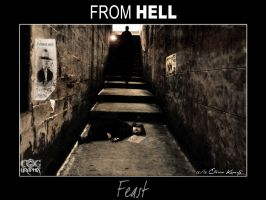 From Hell - Feast by C0G-Graph1x