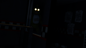 SFM Poster: Chica The Souless by Kyo-comics