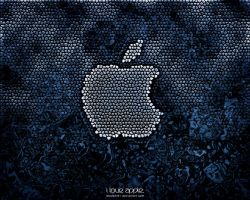 Apple wallpaper by bharani91