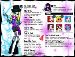 Kenzie Jin MH Bio by kiss61