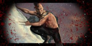Daken by Shafcrawler