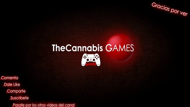 TheCannabisGames by ChipoHD