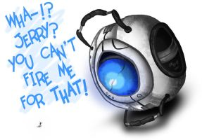 Portal 2 - JERRY by aliceapproved