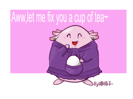 Pok'emon Sherlock_Let me fix you a cup of tea by aulauly7