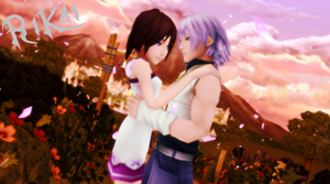 MMD : Rikai That day with you ... by Rinouh-Mandarine