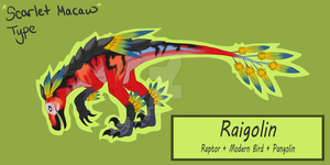 :Raigolin Adopt:2:CLOSED: by NightmareAdoptables