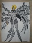 Claymore Clare awakend by angelofstrengh