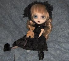 Noir by saturnfireflie by pullip
