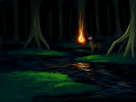 Swamp Concept by Stalcry