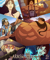 ARMSmasters Project Poster V2 by Javadoodle