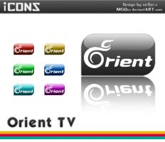 Orient TV Logo by MGQsy