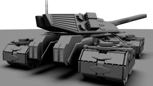 future weapons: tank by forgedOrder