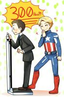 Steve-ing around by KataChan