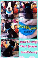 Hotel For Dogs Georgia Plush by BeautifulHusky