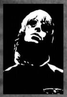 Liam Gallagher Painting -59.00 by Hodgy-Uk
