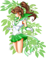 ReDesign :: Sailor Jupiter by Emilia89