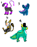 Have Some Random Adopts [CLOSED] by TaMarchingTomahawk