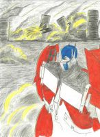 Transformers Prime 18 by Comsing8