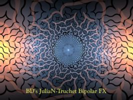 BDs JuliaN-Truchet BiPolar by Fractal-Resources