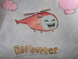 roflcopter by shnapzles