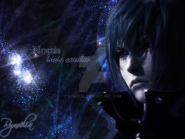 Noctis wallpaper by Rymelia
