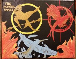 Inspired by The Hunger Games by rubysongbird13