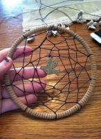 How to Weave a Dream Catcher by MoFrazz