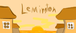 Lemington - The Sunset Seaside Town by BINOFTRASHLOVAH