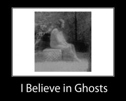 I Believe in Ghosts by TandP
