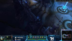 League Of Legends Stream overlay #2 by rEspaWn16