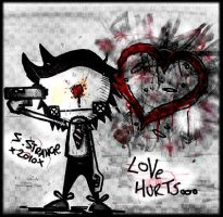 Love Hurts by SinclairStrange