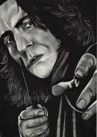 Severus by colormekatie