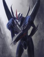 TFP Starscream by Raikoh-illust