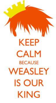 Weasley Is Our King by 7daysleft
