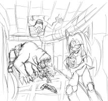 WIP - the demons attack by Emerl-lad12