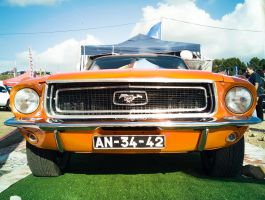 The Mighty 67's Mustang! by ThePortuguesePlayer