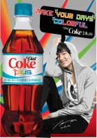 cocacola the adds by warlock1291