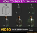 How to Paint Glass Tutorial by JesusAConde