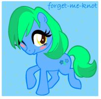 Forget me not by LAUBoZ