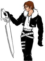 Squall Unfinished by xenocry