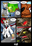 The Cats 9 Lives 6 - The Island of Dr. Morrow Pg46 by GearGades