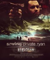 Saving Private Ryan Poster by ilkerozcan