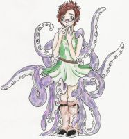 Tentacles by Umayma