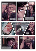 The Mysterious Case of Sherlock Holmes! Page 32 by Yuki-Almasy