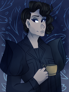 Miss Peregrine by Raindete