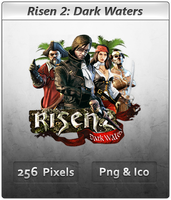 Risen 2 Dark Waters - Icon by Crussong