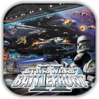 SW Battlefront 2 Game Icon by Wolfangraul